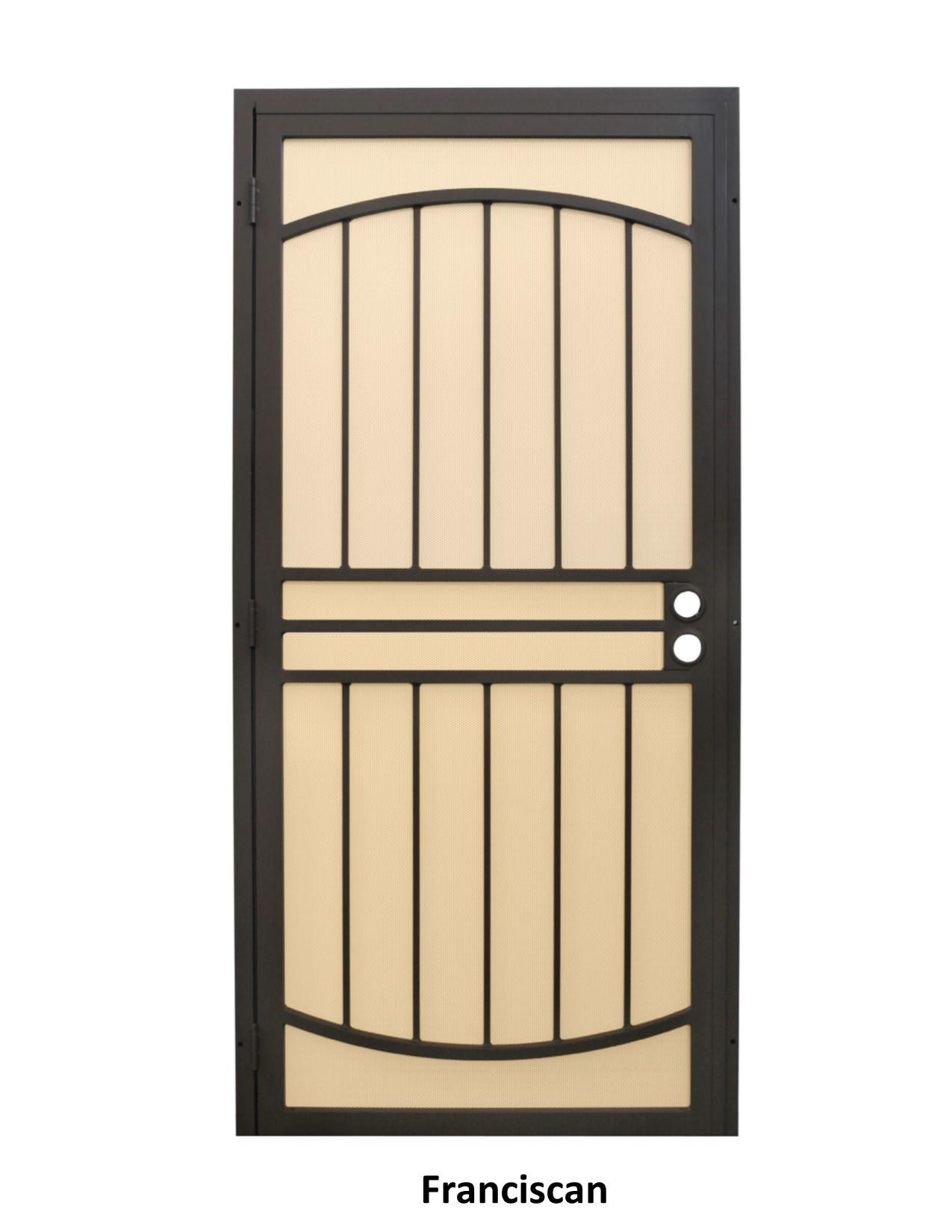 security fish galleries duck brown doors three door custom series mascotte craftsman gallery
