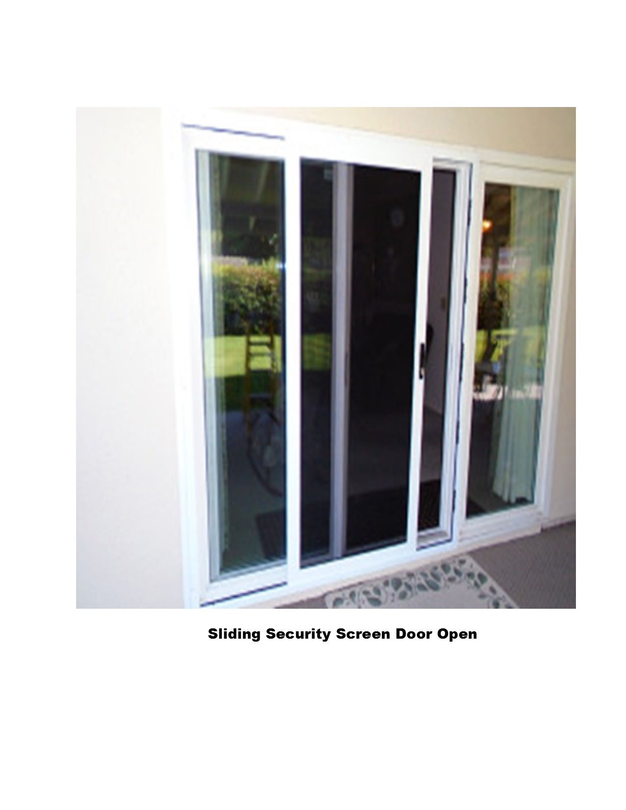 NEW Sliding Security Screen Doors ‹ Screens 4 Less