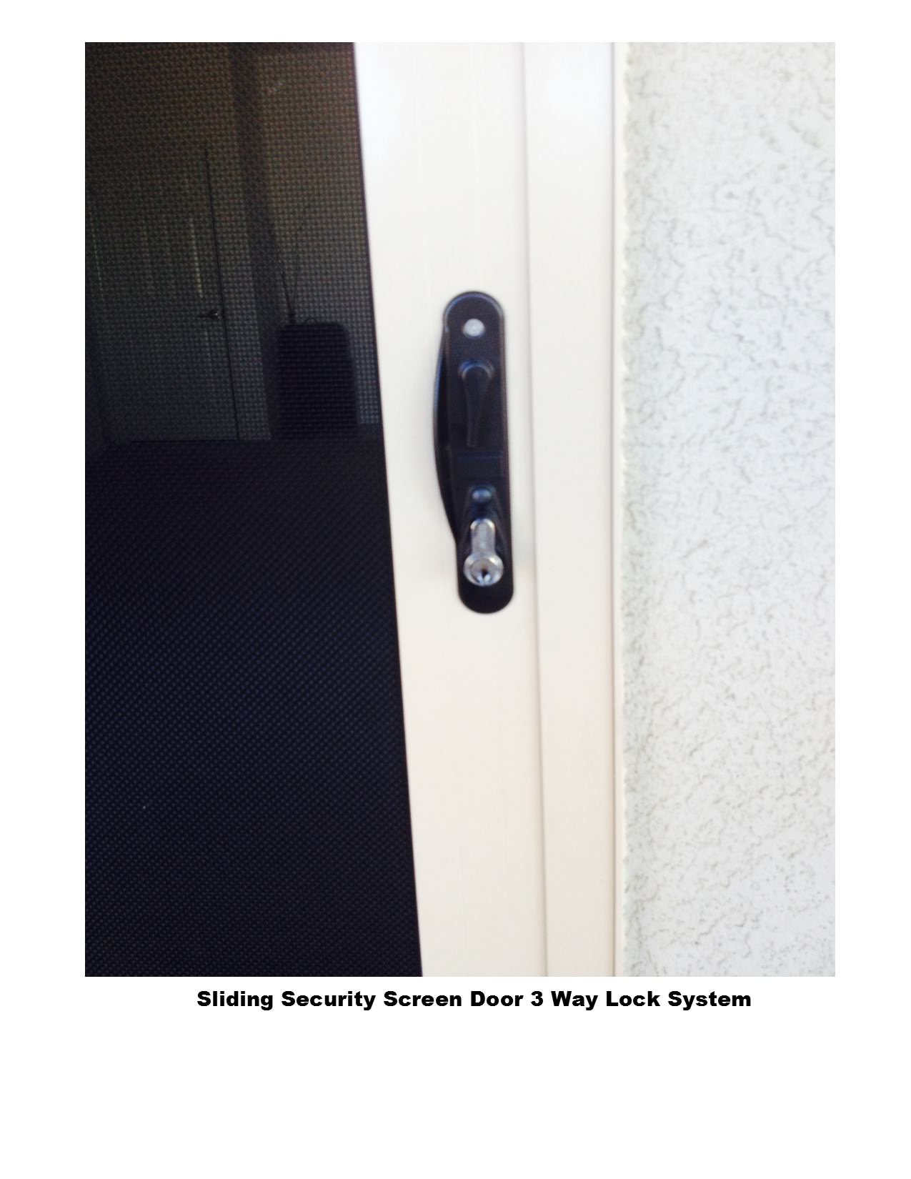 new sliding security screen doors